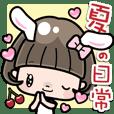 【台湾】ボブちゃん【夏】日本語+中国語