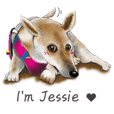 The cool dog-Jessie
