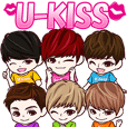U-KISS STICKERS
