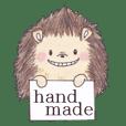 LOVE handmade by hariyamanezumi