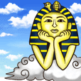 pop sticker#02~Egypt~