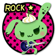 ROCK! MacaronRabbit - English Version