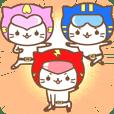 にゃんこ戦隊ネコレンジャー 第2話