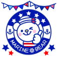 Marine bear Part2 : Tricolor color