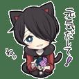 黒猫少年5