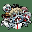 My zombie story