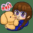 TOKITO aMI's Sticker