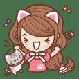 CHU CHU Cat