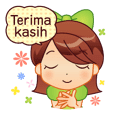 Nini's Indonesian Stickers 2