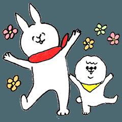 Rabbits mimi
