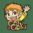 GOKU×悟空→