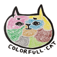 Colorful Neko