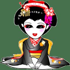 舞妓ガール アニメ