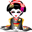 Maiko girl Anime