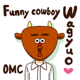 滑稽牛仔Wagyuo