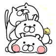 Super Useful Daily Bunny stickers
