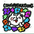 Tamuの出っ歯ネコ4<おめでとう>