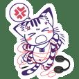Midifan's mascot Meowlody