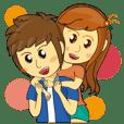 Boy & Girl Ver.2 (English)