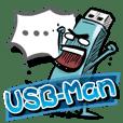 USB-Man 鄉民流行語小幫手