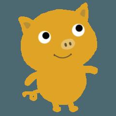 Stay home Piglet nobu