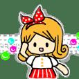 Lucy`s sticker
