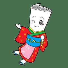 東秩父村キャラクター「わしのちゃん」 - LINE スタンプ | LINE STORE