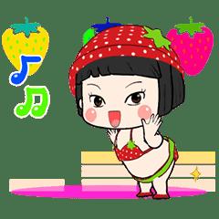 Khing Khing Strawberry