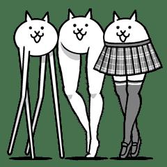 貓咪大戰爭☆個性幽默貼圖!