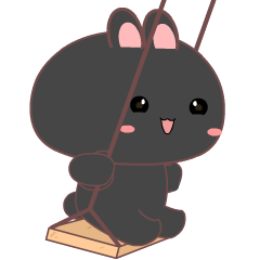 Black Rabbit : Animated