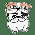 フレブル★まゆげ犬どん③