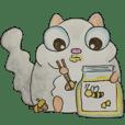 Ezo Momonga (Flying Squirrel)