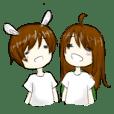 usagi and kame