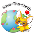 Foxy : Save The Earth.