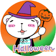 Halloween and daily life of the bear