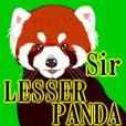 Sir LESSER PANDA ver.E