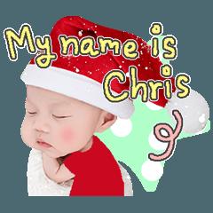 Baby cute Chris