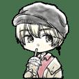 Hiro スタンプ Vol.2〈ラフver.〉