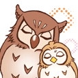 Mr.horn-owl 2