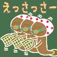安来弁のドジョウ