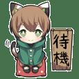 三毛猫少年