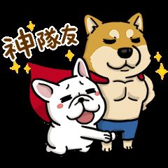 豆卡頻道-聲動貼6(茶寶丸友情篇)