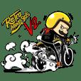 Retro Man 80's V.2 (ENG)
