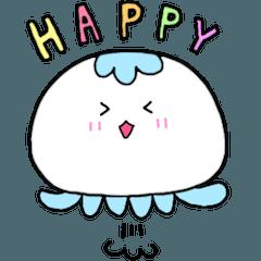Kawaii Jellyfish Kura-chan