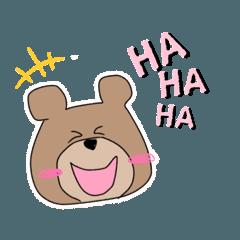 bear bear bear!!