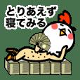 Chicken's skin 3