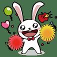 Bobo Bunny's Happy Balloons Life