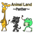 Animal Land - Panther - in English