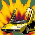 รถSupercar รุ่นยุค70