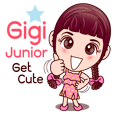 Gigi Junior Get Cute